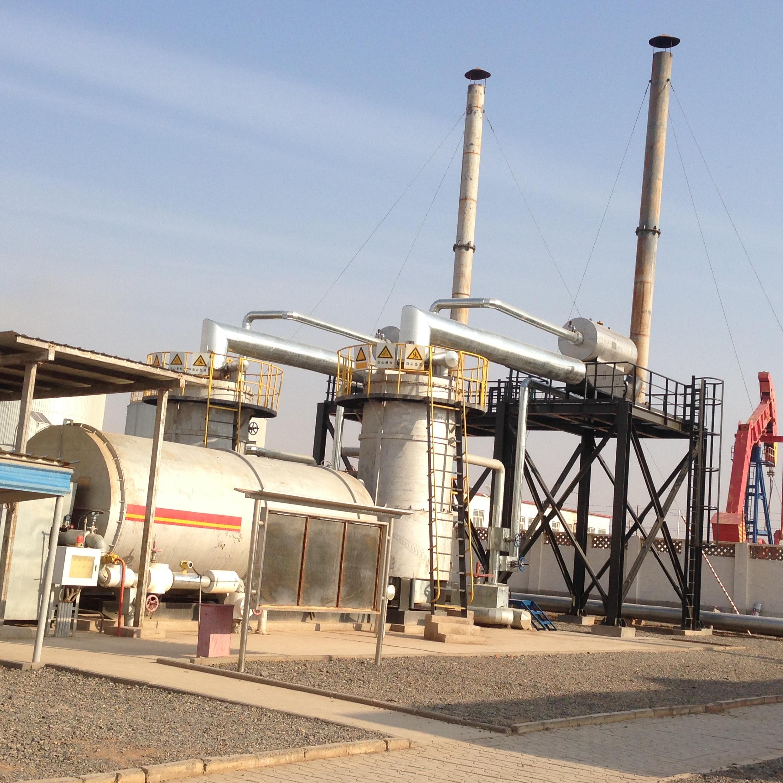 国内首套用于直接加热原油的加热炉烟气余热回收